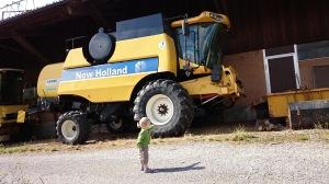 Big! Tractor!